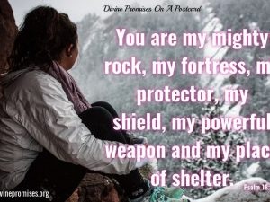 Psalm 18:2 – The Lord is My Refuge