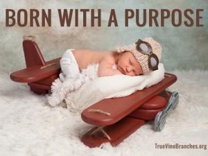 Achieve Your Destiny – Born with a Purpose