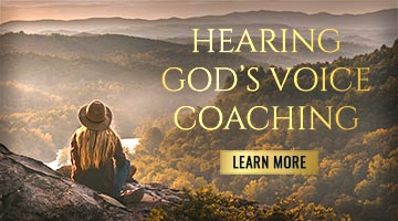 Hearing God's voice coaching