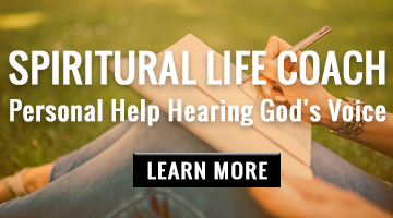 Spiritual Life Coach - Hearing God