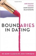 Small group webinar on Boundaries in Dating based on the book by Dr. Henry Cloud & Dr. John Townsend. Sign up information.