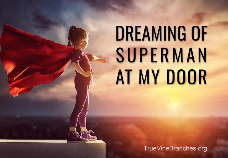 Superman dream interpretation using Charity Virkler Kayembe's DAESI method.