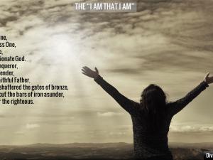 """""""I AM WHO I AM"""""""