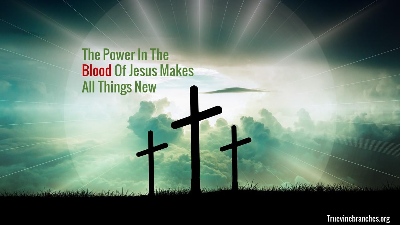 Prayer to cleanse bloodline