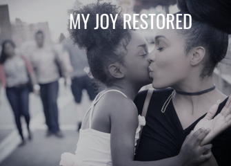 Testimony of My Joy Being Restored