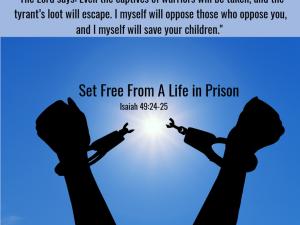 Dream Interpretation Set Free From A Life In Prison