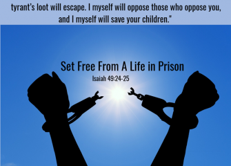 Dream Interpretation Set Free From A Life In Prison