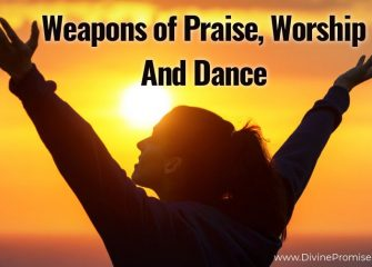 Weapons of Praise, Worship And Dance
