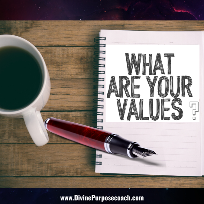 Evaltuate your values