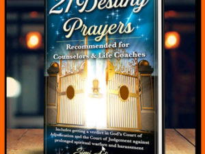 21 DESTINY PRAYERS