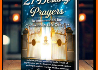 21 DESTINY PRAYERS