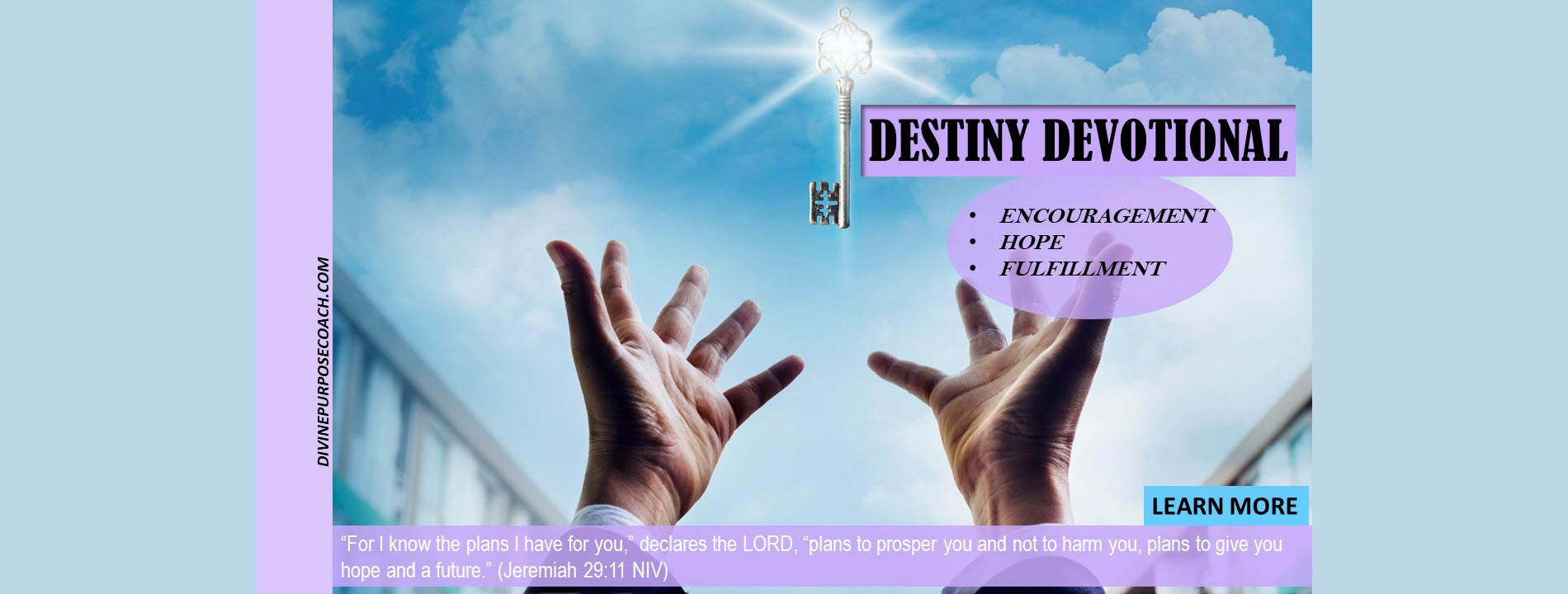 Destiny Devotional